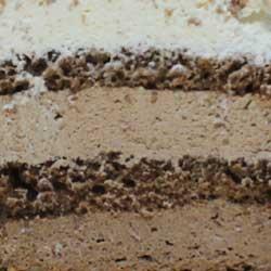 Три шоколада , бисквитный