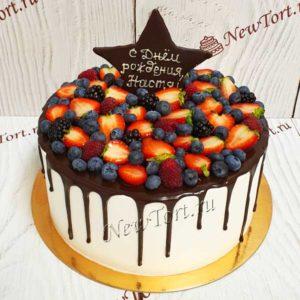 Торт на день рождения ТЯ15