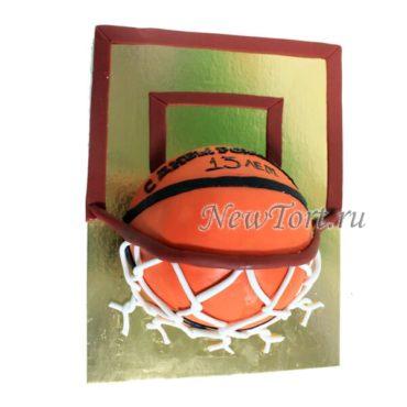 Торт Баскетбол