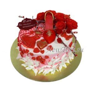 Торт дамские штучки