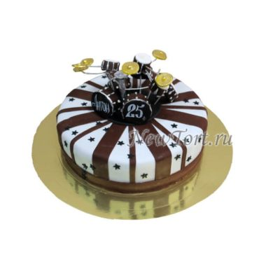 Торт барабанная установка