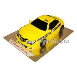 Торт Такси