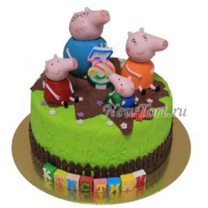 Семейка свинок