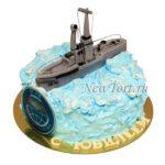 Торт - военный корабль ВС РФ