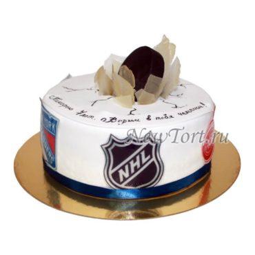 Торт с шайбой