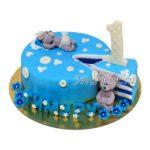 Торт кусочек счастья ТГ122
