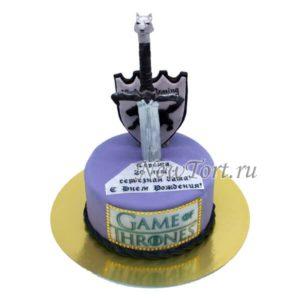 Игры престола с мечом