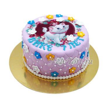 Торт «Коты-аристократы»