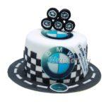 Торт для автолюбителя