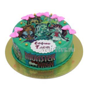 Торт Monster high