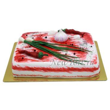 Торт «Сало»
