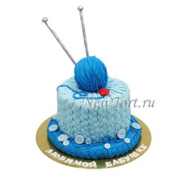Торт Вязание