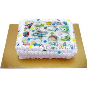 Торт Космос на картинке