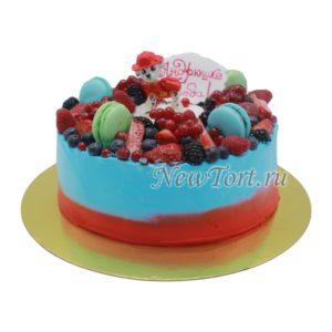 Торт щенок Маршал