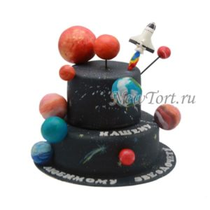 Космический торт