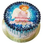 Новогодний Торт Merry Christmas