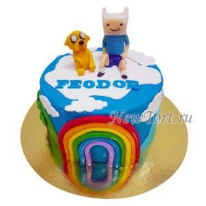 Торт Adventure Time