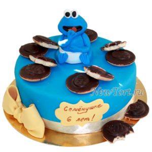Торт лягушка сладкоежка