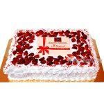 Ягодный торт на 8 марта  - 2