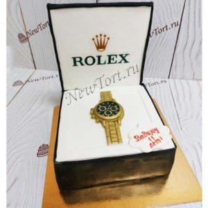 Торт часы ROLEX