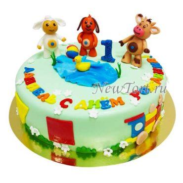 Торт мультик  Tiny Love