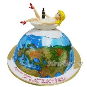 Торт и пусть весь мир подождет
