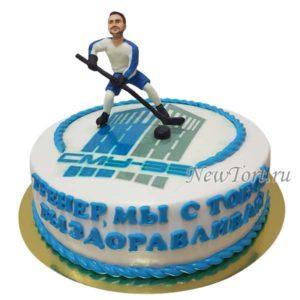 Торт для тренера