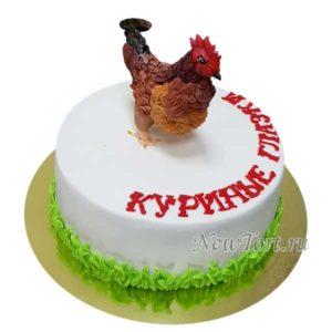 Торт куриные глазки