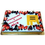 Корпоративный торт для Яндекса