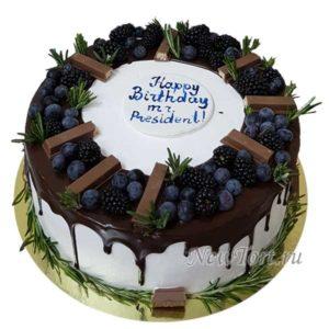 Торт MR PRESIDENT