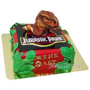 Торт  JURASSIC PARK