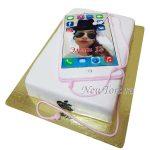 Торт айфон в подарок