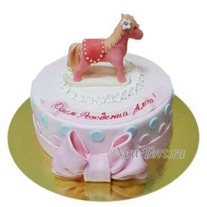 Торт пони для девочки