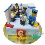Торт Лего Сити