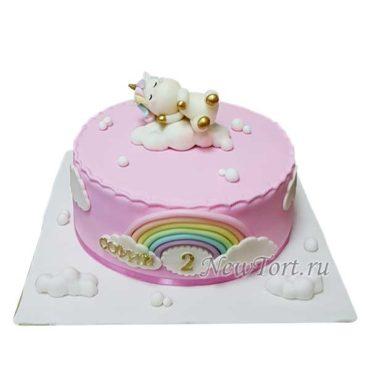 Торт литл пони спящий