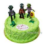 Торт все зомби