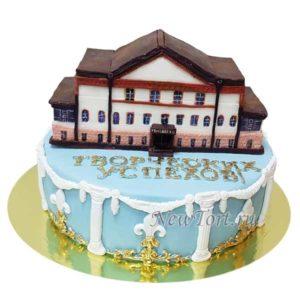 Торт для архитекторов