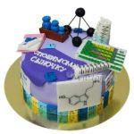 Торт химику