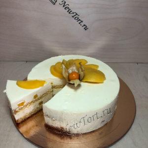 Торт без глютена-1