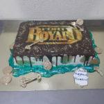 Торт - форт Боярд