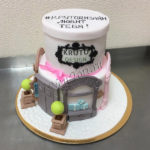 Корпоративный торт дизайнерам