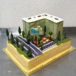 Торт для строительной компании