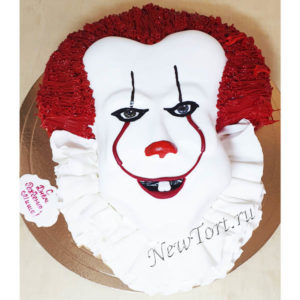 Торт Джокер маска
