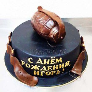 Торт с гранатой ТМ22