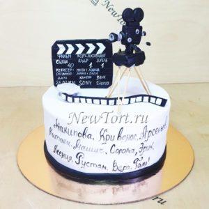 Корпоративный торт для киностудии
